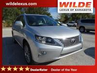 Certified Pre-Owned 2013 Lexus RX 350 FWD 4dr FWD Sport Utility