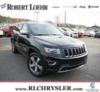 Used 2015 Jeep Grand Cherokee Limited SUV in Cartersville GA