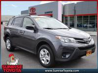 Certified Used 2015 Toyota RAV4 LE (A6) SUV For Sale on Long Island, New York