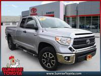 Certified Used 2015 Toyota Tundra SR5 5.7L V8 Truck Double Cab For Sale on Long Island, New York