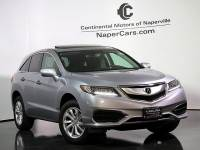 Certified Pre-Owned 2018 Acura RDX Base AWD