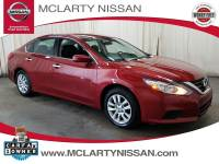 Pre-Owned 2016 NISSAN ALTIMA 2.5 S Front Wheel Drive Sedan