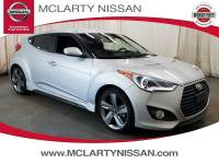 Pre-Owned 2014 HYUNDAI VELOSTER TURBO Front Wheel Drive Hatchback