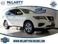 Pre-Owned 2017 NISSAN PATHFINDER FWD SL Front Wheel Drive Sport Utility