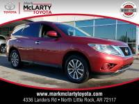 Pre-Owned 2014 NISSAN PATHFINDER 4WD 4DR S Four Wheel Drive Sport Utility