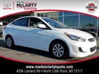 Pre-Owned 2016 HYUNDAI ACCENT 4DR SDN AUTO SE Front Wheel Drive Sedan