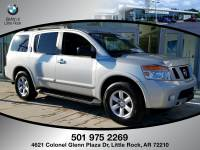 Pre-Owned 2014 NISSAN ARMADA 2WD 4DR SV Rear Wheel Drive Sport Utility