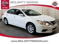 Pre-Owned 2017 NISSAN ALTIMA 2.5 S Front Wheel Drive Sedan