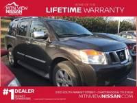 2012 Nissan Armada Platinum (A5) SUV 4x4 in Chattanooga, TN