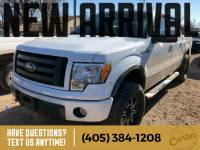 Pre-Owned 2010 Ford F-150 FX4 Four Wheel Drive Truck