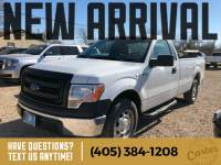 Pre-Owned 2013 Ford F-150 XL RWD Truck