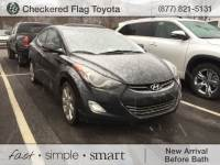 Pre-Owned 2013 Hyundai Elantra Limited FWD 4D Sedan