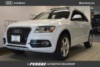 Certified Pre-Owned 2017 Audi Q5 2.0 TFSI Premium Plus SUV in Mentor, OH
