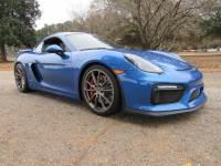 Certified 2016 Porsche Cayman GT4 Coupe in Greenville SC