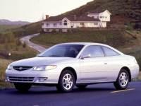 1999 Toyota Camry Solara 2dr Cpe SE Auto in Woodstock, GA