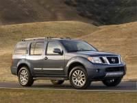2012 Nissan Pathfinder LE Sport Utility