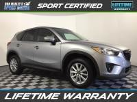 Pre-Owned 2015 Mazda CX-5 Touring AWD 4D Sport Utility