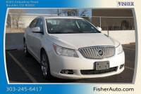 Pre-Owned 2010 Buick LaCrosse 4dr Sdn CXS 3.6L FWD 4dr Car