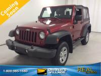 Used 2012 Jeep Wrangler For Sale | Cicero NY