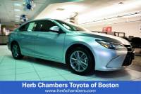 2015 Toyota Camry SE Sedan Front-wheel Drive in Boston, MA