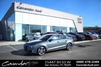 2017 Audi A3 Premium Sedan | San Antonio, TX
