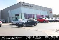 2017 Audi A3 Sedan Premium Plus Sedan | San Antonio, TX