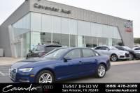 2017 Audi A4 ultra Premium Sedan | San Antonio, TX