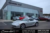 2008 Porsche Cayman S Coupe   San Antonio, TX