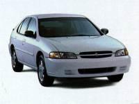 1998 Nissan Altima Sedan FWD