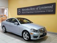 Certified Pre-Owned 2013 Mercedes-Benz C 250 Coupe RWD