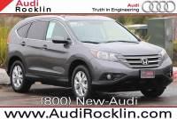 2014 Honda CR-V EX-L 4D Sport Utility SUV