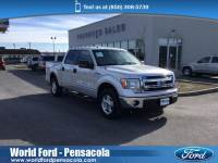 2014 Ford F-150 XL Truck SuperCrew Cab 4x2 in Pensacola
