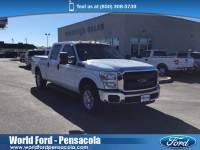 2016 Ford Super Duty F-250 SRW XLT Truck Crew Cab 4x2 in Pensacola