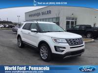 2017 Ford Explorer Limited SUV Front-wheel Drive in Pensacola