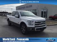 2015 Ford F-150 King Ranch Truck SuperCrew Cab 4x2 in Pensacola