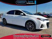 Pre-Owned 2016 Toyota Corolla S Plus Sedan near Tampa FL