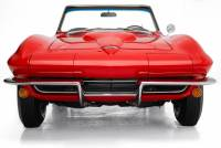 1965 Chevrolet Corvette Red 4-Speed A/C