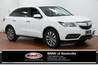 Used 2016 Acura MDX SH-AWD with Technology Package