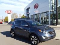 Certified Pre-Owned 2013 Kia Sportage EX SUV in Wexford,PA