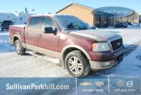 Pre-Owned 2005 Ford F-150 Lariat RWD 4D Crew Cab
