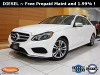 Certified Pre-Owned 2014 Mercedes-Benz E-Class E 250 Sport AWD 4MATIC®