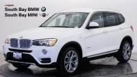 Certified 2016 BMW X3 sDrive28i sDrive28i SAV in Torrance