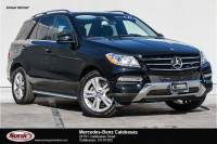 2015 Mercedes-Benz M-Class ML 350 RWD 4dr in Santa Monica