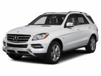 2014 Mercedes-Benz M-Class ML 350 4matic 4dr SUV in North Bethesda
