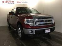 Pre-Owned 2014 Ford F-150 XLT 4WD