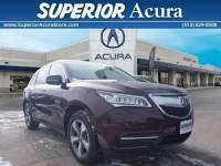 2015 Acura MDX 3.5L SH-AWD