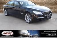 Certified Used 2014 BMW 750Li Sedan in Atlanta, GA