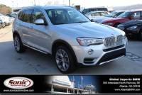 Certified Used 2017 BMW X3 sDrive28i SAV in Atlanta, GA
