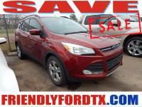 2014 Ford Escape SE SUV I-4 cyl near Houston