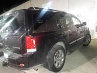 Pre-Owned 2012 Nissan Armada Platinum 4WD